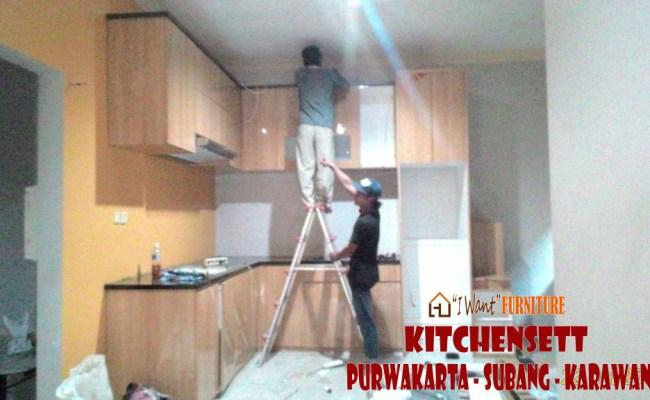 Buat Kitchenset Bagus Dan Murah Untuk Daerah Karawang Dan