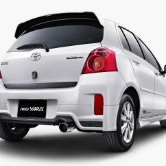 Toyota Yaris Trd 2012 Bekas Limited Nasmoco Semarang