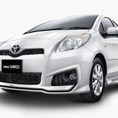 Harga New Yaris Trd All Kijang Innova G 2017 Toyota Nasmoco Semarang 2012