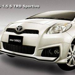 Toyota Yaris Trd 2012 Bekas Grand New Veloz 1.3 M/t Harga Turun 18jt Nasmoco Semarang