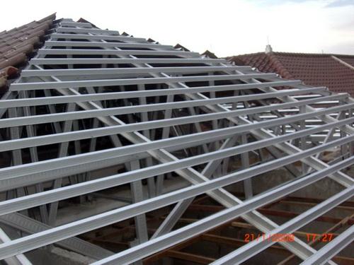 tukang baja ringan bekasi harga pasang atap rangka kanopi