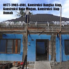 Kanopi Baja Ringan Yogyakarta Jasa Rangka Atap, Atap Ringan, Biaya Pasang ...