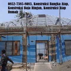 Harga Atap Baja Ringan Yogyakarta Per Meter Jasa Rangka