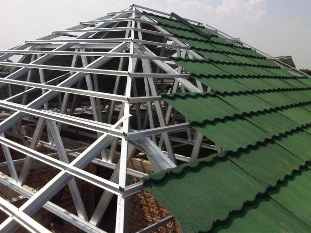 baja ringan merk cnp harga pasang rangka atap murah 081397465507 kami