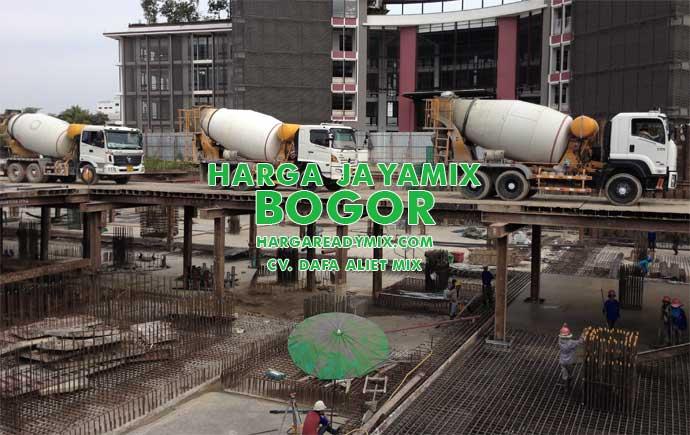 Harga Jayamix Bogor