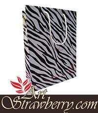 Ap3+ Motif Zebra (24 x 9 x 30 cm) Image