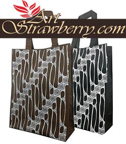Furing 6 Batik parang (26x10x35)cm Image