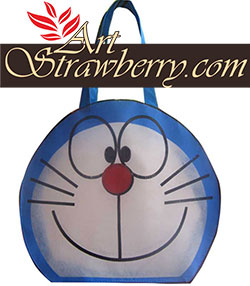 Goody Bag Doraemon(31x26) cm Image
