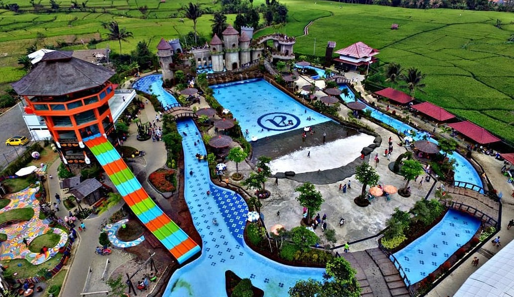 tiket masuk ampera waterpark ciawi