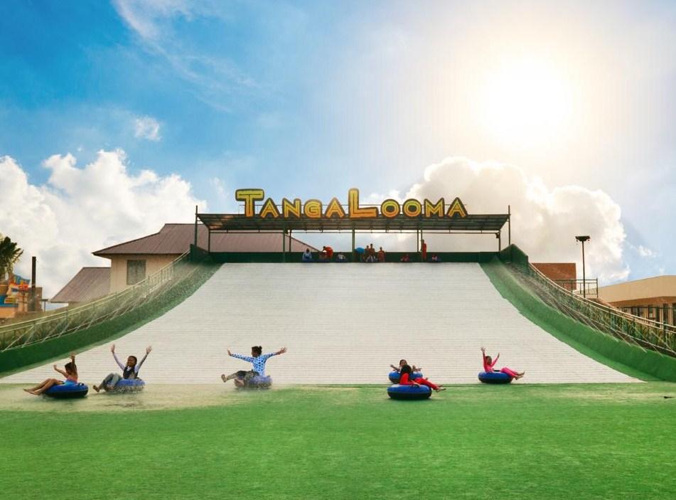 tiket masuk transera waterpark