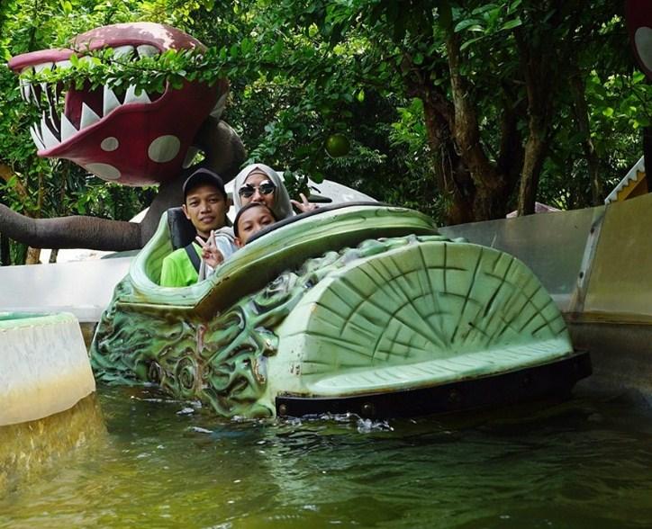 tiket masuk jungleland adventure theme park