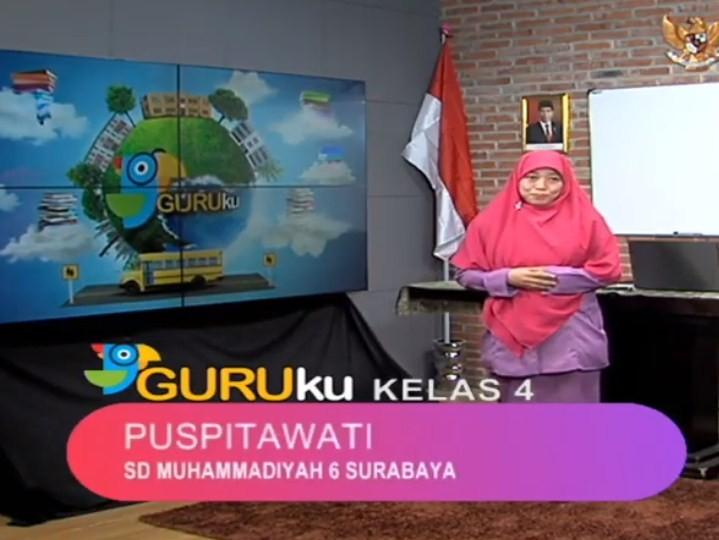 Soal SBO TV 11 Agustus 2020 Kelas 4