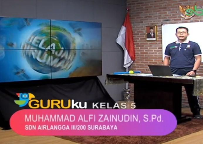 Soal SBO TV 12 Agustus 2020 Kelas 5