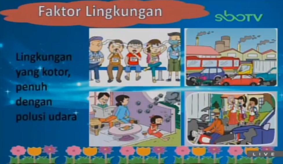 Soal dan Jawaban SBO TV 10 Agustus SD Kelas 5