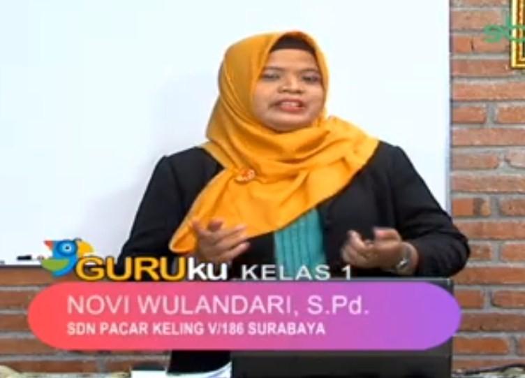 Soal dan Jawaban SBO TV 6 Agustus 2020 SD Kelas 1