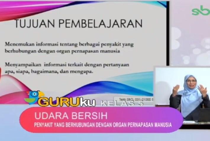 Soal SBO TV 11 Agustus 2020 Kelas 5