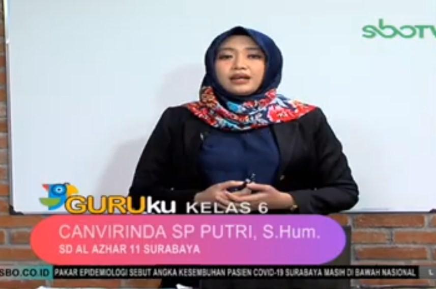 Soal dan Jawaban SBO TV 5 Agustus 2020 SD Kelas 6