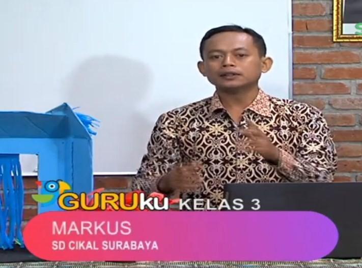 Soal SBO TV 11 Agustus 2020 Kelas 3