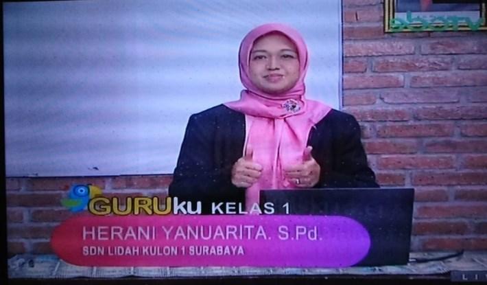 Soal SBO TV 13 Agustus 2020 Kelas 1
