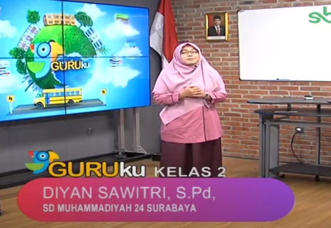 Soal SBO TV 31 Agustus 2020 Kelas 2
