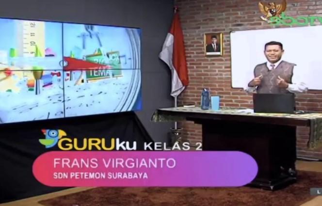 Soal SBO TV 24 Agustus 2020 Kelas 2
