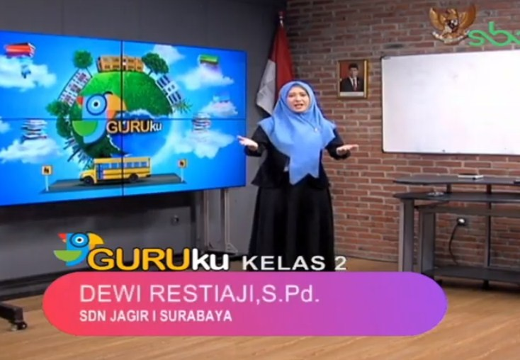 Soal SBO TV 17 September 2020 Kelas 2