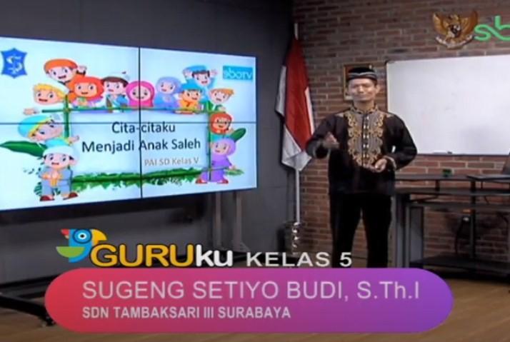 Soal SBO TV 28 September 2020 Kelas 5