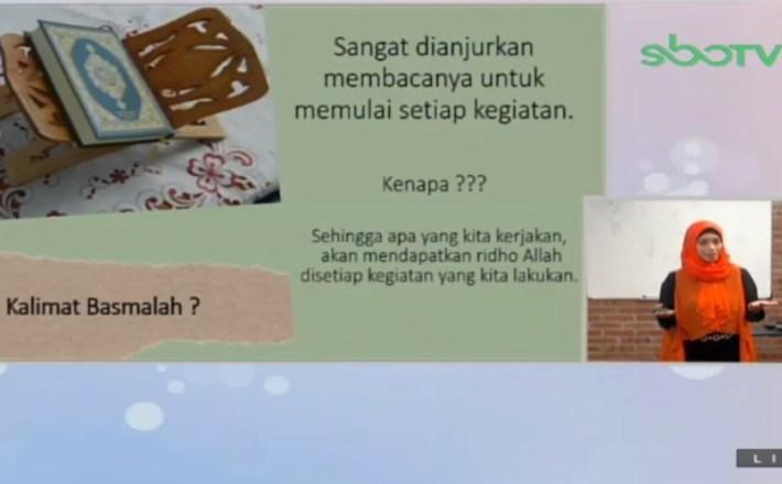 Soal dan Jawaban SBO TV 3 September SD Kelas 1