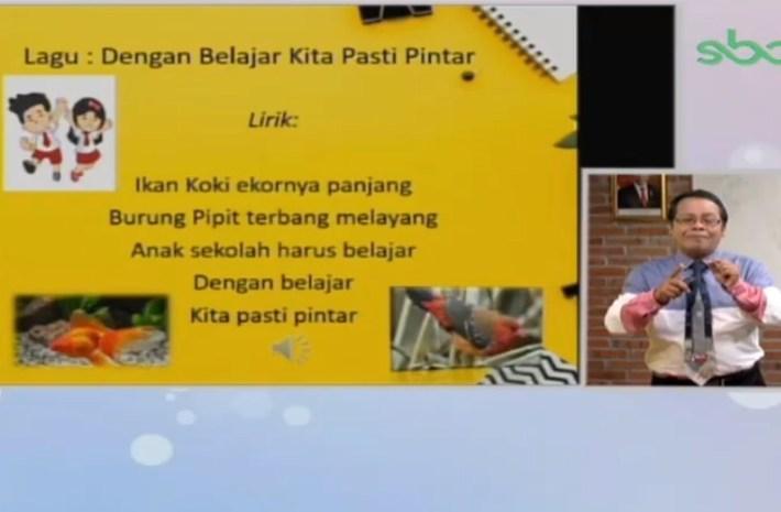 Soal dan Jawaban SBO TV 9 September SD Kelas 2