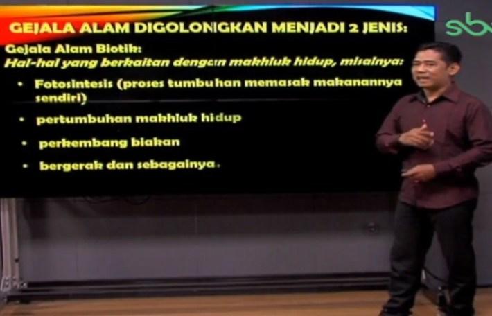 Soal dan Jawaban SBO TV 21 September SD Kelas 3