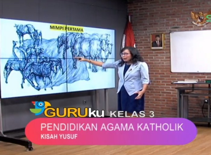 Soal SBO TV 23 September 2020 Kelas 3