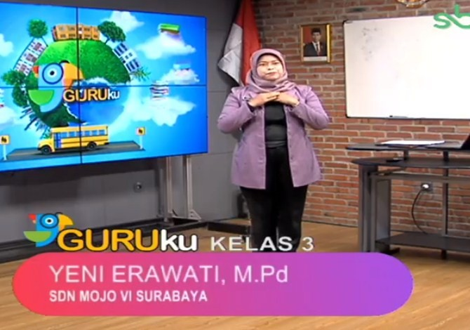 Soal SBO TV 7 September 2020 Kelas 3