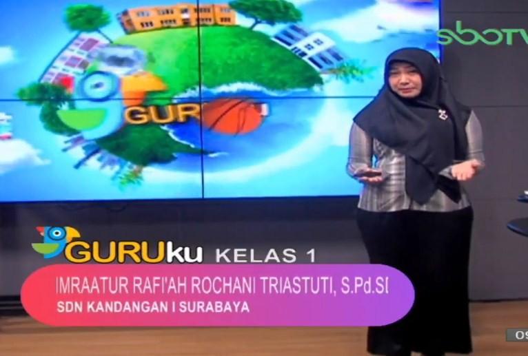 Soal SBO TV 21 September 2020 Kelas 1