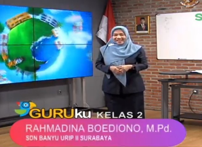 Soal SBO TV 8 September 2020 Kelas 2