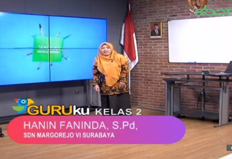 Soal SBO TV 29 September 2020 Kelas 2