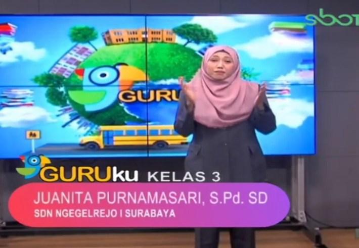 Soal SBO TV 22 September 2020 Kelas 3