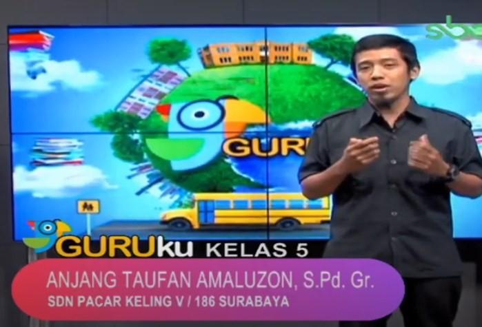 Soal SBO TV 29 September 2020 Kelas 5