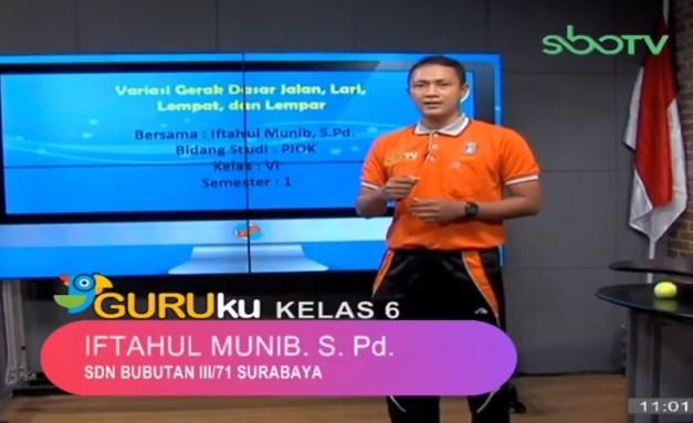 Soal dan Jawaban SBO TV 25 September SD Kelas 6