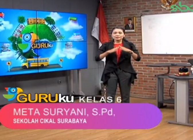 Soal SBO TV 15 September 2020 Kelas 6