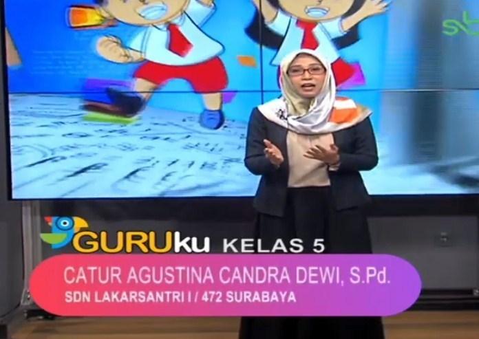 Soal SBO TV 9 September 2020 Kelas 5