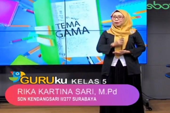 Soal SBO TV 16 September 2020 Kelas 5