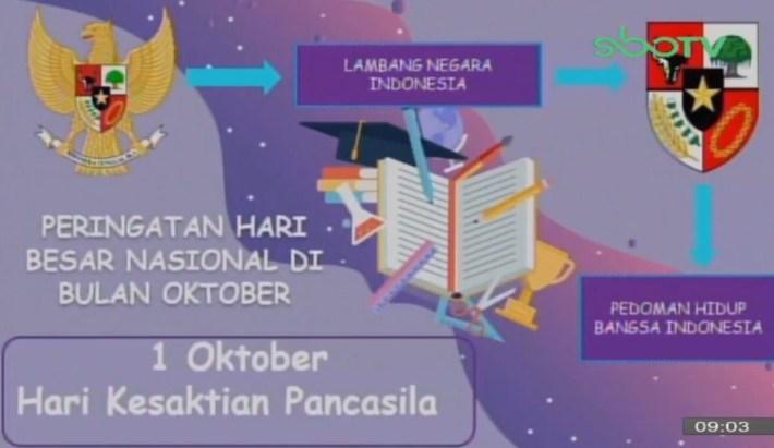 Soal dan Jawaban SBO TV 5 Oktober SD Kelas 2