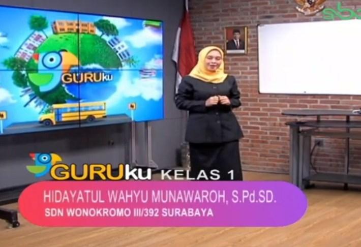 Soal SBO TV 16 Oktober 2020 Kelas 1