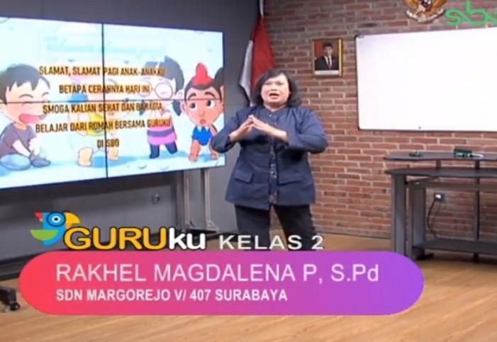 Soal SBO TV 6 Oktober 2020 Kelas 2