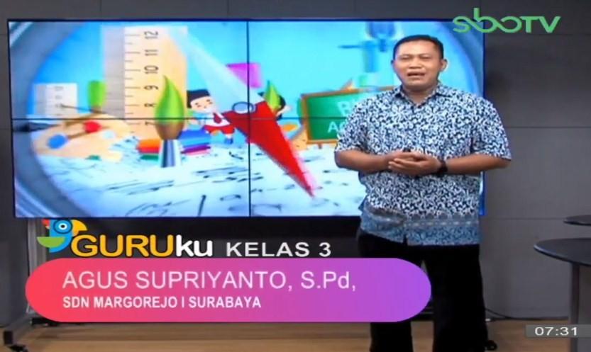Soal SBO TV 6 Oktober 2020 Kelas 3