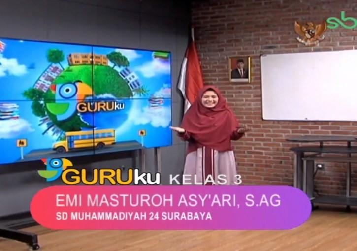Soal SBO TV 7 Oktober 2020 Kelas 3