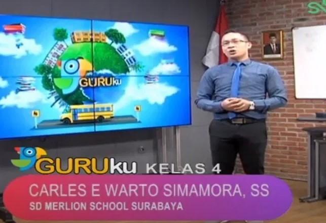Soal SBO TV 27 Oktober 2020 Kelas 4