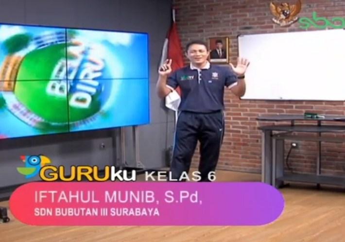 Soal SBO TV 6 Oktober 2020 Kelas 6
