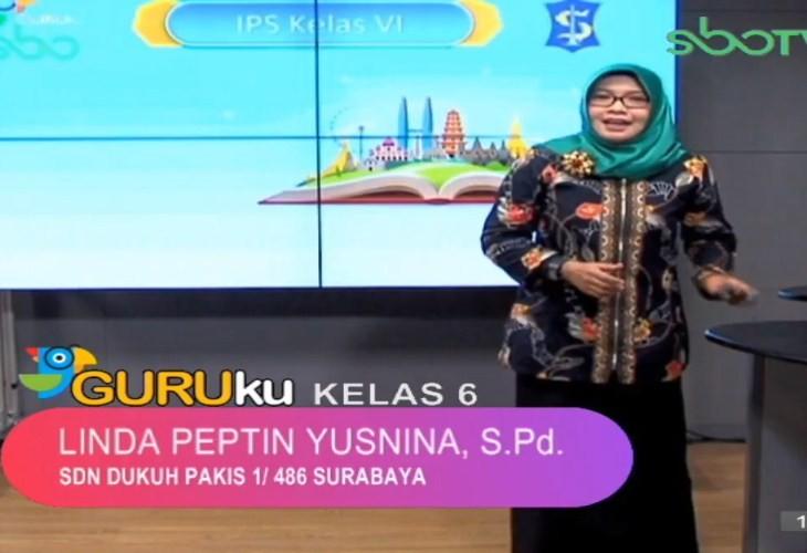 Soal SBO TV 9 Oktober 2020 Kelas 6