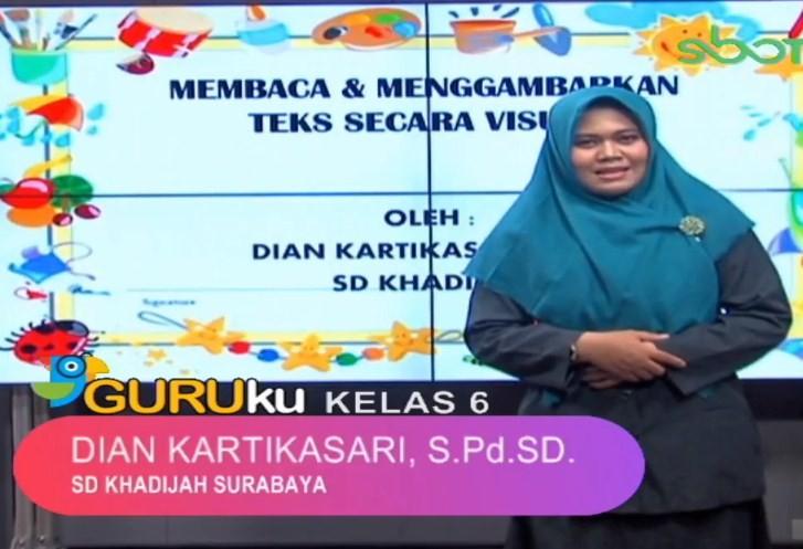 Soal SBO TV 13 Oktober 2020 Kelas 6